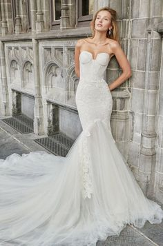 Solo Merav Wedding Dresses 2016 - MODwedding