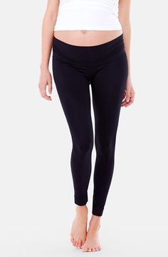 Ingrid+&+Isabel®+'Everyday'+Maternity+Leggings+available+at+#Nordstrom