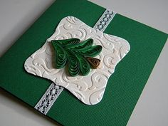 Quilling by Anca Milchis: Oh Christmas Tree...