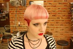 pink bob by birgit for sip-hairport lisbon