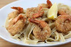 Shrimp Parmesan Recipe