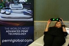 Corporate Wellness with PEMF technology!