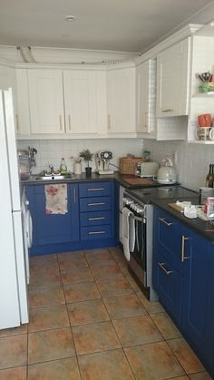 This is How I Changed My Kitchen, In Case You're Wondering ~ Rebecca-Bridget… Moving House, Change Me, Cool Designs, Kitchen Cabinets, Home Decor, Decoration Home, Room Decor, Cabinets, Home Interior Design