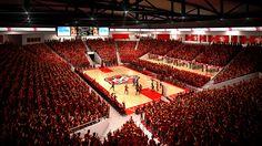 south dakota basketball arena - Google Search