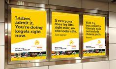Veria Living- Outdoor Ads