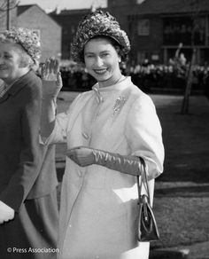 The Queen's work in the a decade of enormous cultural change, and historic firsts Die Queen, Hm The Queen, Her Majesty The Queen, Save The Queen, Windsor, Commonwealth, Young Queen Elizabeth, Queen Hat, Polaroid
