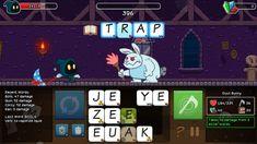 Evil Bunny, Spelling Games, Letter N Words, Word Play, The Grim, Fighting Games, Grim Reaper, Powerful Words, Grimm