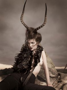 #antlers #fashion #photography