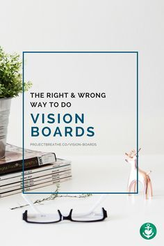 Vision boards are a beautiful and effective tool for setting and visualizing goals. But there are pitfalls.