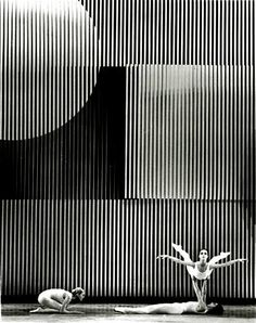 Kraanerg is a composition for 23 instruments and 4-channel analog tape composed by Iannis Xenakis, originally for a ballet with choreography by Roland Petit and set design by Victor Vasarely.