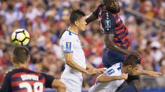 """Jozy Altidore was bitten and had his nipple twisted throughout Wednesday's Gold Cup quarterfinal match towards El Salvador. Altidore obtained """"twisted up"""" with El Salvador defender Henry Romero who gave him just a little nibble throughout a free kick. Earlier within the match..."""
