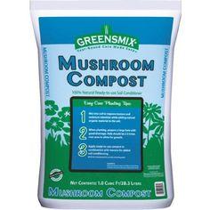 Greensmix 1CF Mushroom Compost