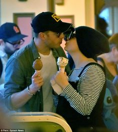 """""""I am a lucky girl. My husband loves me at any weight!"""" Prego Ginnifer Goodwin and husband Josh Dallas shared a kiss while eating ice cream at the happiest place on earth. (Disneyland) on Monday Celebrity Couples, Celebrity Gossip, Celebrity News, Once Upon A Time, Ginny Goodwin, Josh Dallas And Ginnifer Goodwin, Snow And Charming, Colin O'donoghue, Hollywood Celebrities"""