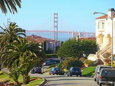 Seacliff in San Francisco, a seriously beautiful neighborhood.
