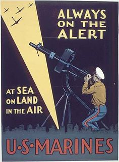 These WWII posters were created to support the war effort, increase sales of war bonds, encourage enlistment and improve morale and support of the war. Our WWII Posters are museum quality reproductions. Ww2 Propaganda Posters, Once A Marine, Us Marine Corps, Us Marines, Pinup, Military History, Military Art, Military Life, World War Two