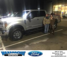 Waxahachie Ford Customer Review  If you haven't met Justin Bowers at Waxahachie Ford, then you need to. Buying truck was such a hassle in the past! But Justin gets right down to business and shoots straight from the start. Look for the guy with all the belt buckles at his office and prepare to be taken care of! Thank you for everything!  Roby, https://deliverymaxx.com/DealerReviews.aspx?DealerCode=E749&ReviewId=55292  #Review #DeliveryMAXX #WaxahachieFord