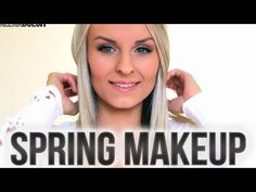 ▶ SPRING MAKEUP TUTORIAL 2014 ★ ft. Too Faced Chocolate Bar Palette ★ - YouTube