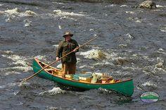 The Rapids by Jack Mountain Bushcraft School. Canoe Boat, Kayak Boats, Canoe Trip, Canoe And Kayak, Fishing Boats, Fishing Lakes, Wooden Canoe, Wooden Boats, Whitewater Kayaking