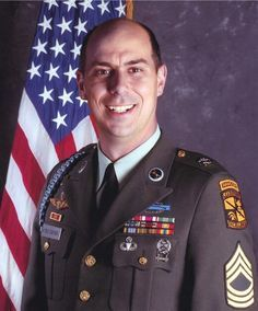 Matt Eversmann - Hero of Black Hawk Down and the Battle of Mogadishu