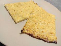 Karfiol je je super a placka z dvoch ingrediencií dopadla nad očakávanie. Gluten Free, Keto, Bread, Recipes, Food, Glutenfree, Brot, Recipies, Essen