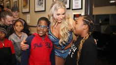 Celebrities meet superstars backstage at raw in los angeles photos celebrities meet superstars backstage at raw in los angeles m4hsunfo