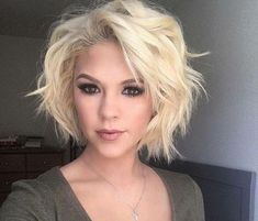 20 Short Trendy Pixie Haircuts 2019 , Short hair has always been the most trendy hairstyle. That's why we have gathered these short trendy hairstyles. Here are 20 Short Trendy Hairstyles … , Hairstyle Ideas >Read Shaggy Bob Hairstyles, Cute Short Haircuts, Cute Hairstyles For Short Hair, Curly Hair Styles, Pixie Haircuts, Hairstyles 2018, Layered Hairstyles, A Line Haircut Short, Latest Hairstyles