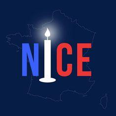 July 14, Flip Clock, Nice, Nice France