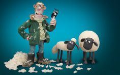 The irrepressible Shaun the Sheep is now on the silver screen in his very own   movie. Check out this picture gallery featuring Shaun, his friends on the   farm and some colourful new faces from the Big City