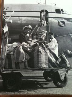 Aviones antiguos.