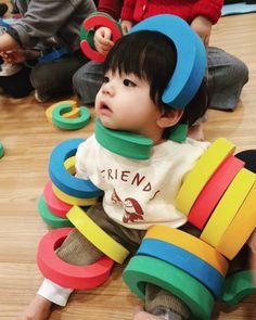 """Sono ah lu""- y/n ""Ih ngusir cogan"" -jisung ""누구세요? Cute Baby Boy, Lil Baby, Little Babies, Cute Kids, Baby Kids, Cute Asian Babies, Korean Babies, Asian Kids, Cute Family"