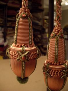Versaille French Tassels