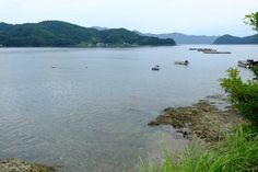 It is a boat in the inlet of Shinkamigoto-cho, Nagasaki Nagasaki, Summer 2014, Boat, Japan, River, Outdoor, Inspiration, Outdoors, Biblical Inspiration