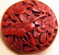 cinnabar button