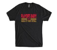 Kansas City Chiefs Playoffs T Shirt 59d46d6f1