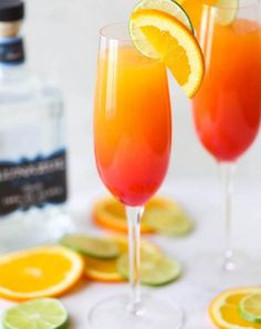 21 Mimosa Recipes for the Best Brunch Ever - PureWow #tequiladrinks