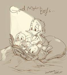 Good night boys... by chacckco.deviantart.com on @DeviantArt