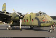 """RAAF De Havilland Canada DHC-4A Caribou. The ultimate """"Go Anywhere"""" STOL light transport aircraft of the 1960s (saw military service into the early 2000s)."""