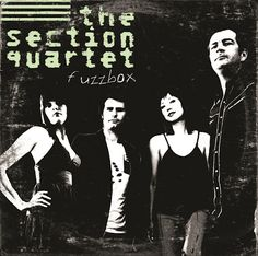 "THE SECTION QUARTET-""SUCH GREAT HEIGHTS"" - YouTube"