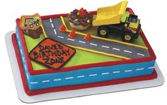 Idea for Tyler's 2nd birthday cake