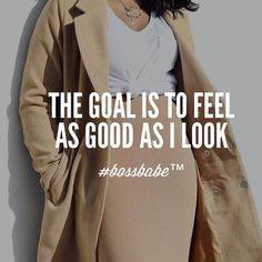 Because damn I look good Join the #Bossbabe Netwerk (Click The Link In Our Profile Now! )
