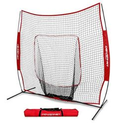 PowerNet Team Color Baseball Softball Hitting Net w/ bow frame (Lifetime Warranty) (Maroon), Red Baseball Memes, Baseball Pitching, Pro Baseball, Baseball Training, Baseball Equipment, Better Baseball, Baseball Party, Baseball Players, Baseball Caps