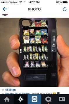 1ce27bd66270 iPhone 6 Wishlist collected iPhone Mini Vending Machine Case in Funny  iPhone cases. And iPhone is the best iPhone cases for 55 people.