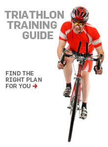 Everything you need to know about training for a triathlon.