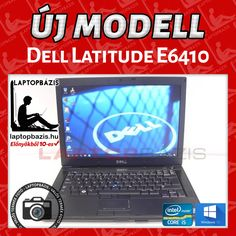 Dell Latitude E6410 http://laptopbazis.hu/termek/dell-latitude-e6410-laptop-141-led-kijelzo-intel-core-i5560m-windows-10-pro-webkamera-dvdrw-wifi/581
