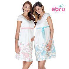 Ebru Maternity Floral Dress Maternity Dresses, Summer Dresses, Floral, Fashion, Summer Sundresses, Moda, Maternity Gowns, Sundresses, Maternity Beach Dresses