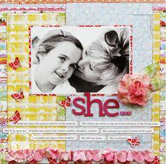 She... - Scrapbook.com