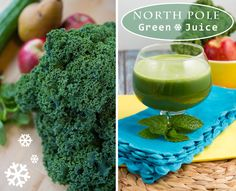 North Pole Green Juice – Famous Last Words Green Juice Recipes, Healthy Juice Recipes, Healthy Juices, Healthy Drinks, Healthy Eating, Juice Smoothie, Smoothies, Spa Food, Clean Eating Soup