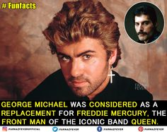 Did you know? #GeorgeMichael