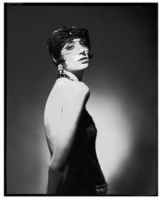Eliazbeth Debicki as Jordan Baker,The Great Gatsby portrait by Douglas Kirkland. I love this shoot, Liz looks so independent here.