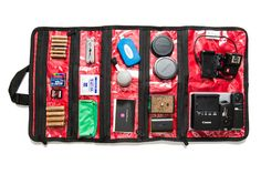 How I Organized My Photography Accessories (Once and For All)